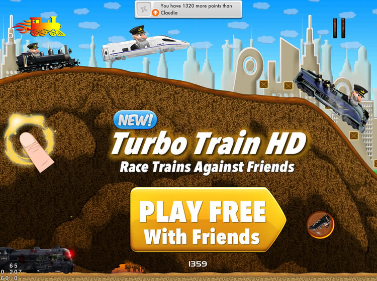 Turbo Train