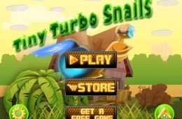 Tiny Turbo Snails Racing With Friends