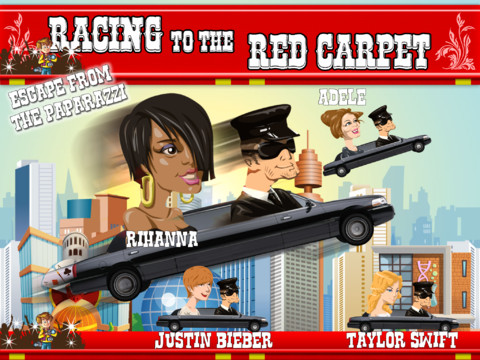 Racing to the Red Carpet