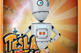 Tesla Boy – A Time Traveling Robot