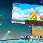Tesla Boy Endless Runner on Land and In Space